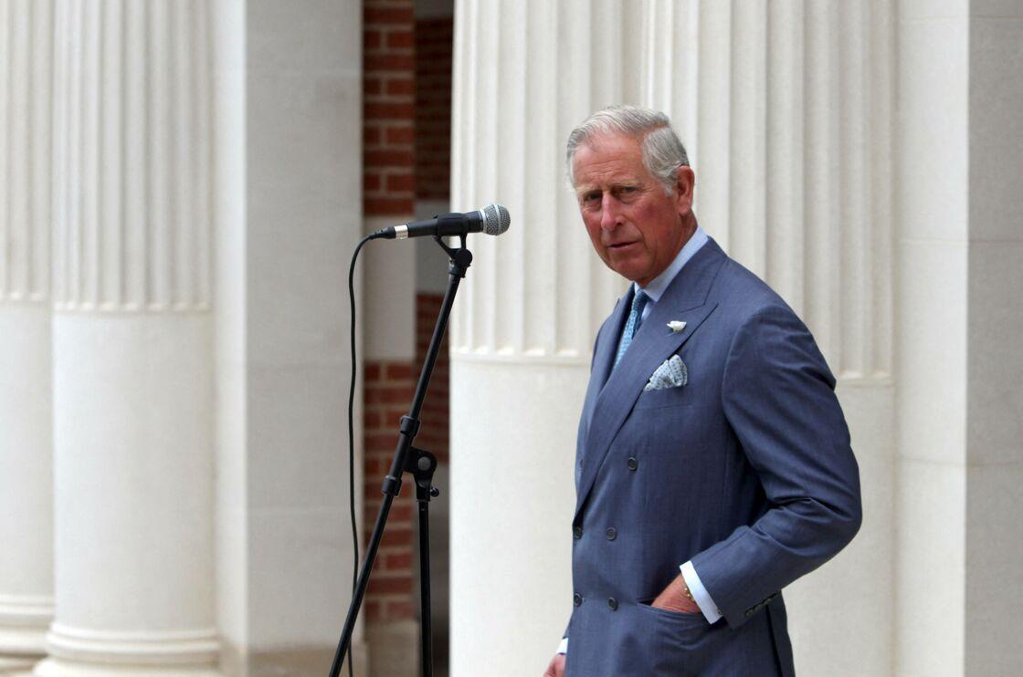 Le prince Charles, ici photographié en 2015, aurait coupé les vivres aux Sussex