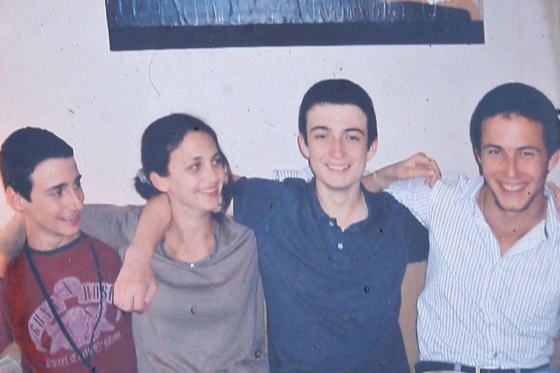 Affaire Dupont de Ligonnès, 10 ans après, le mystère reste entier. Ici, les quatre enfants de la famille.