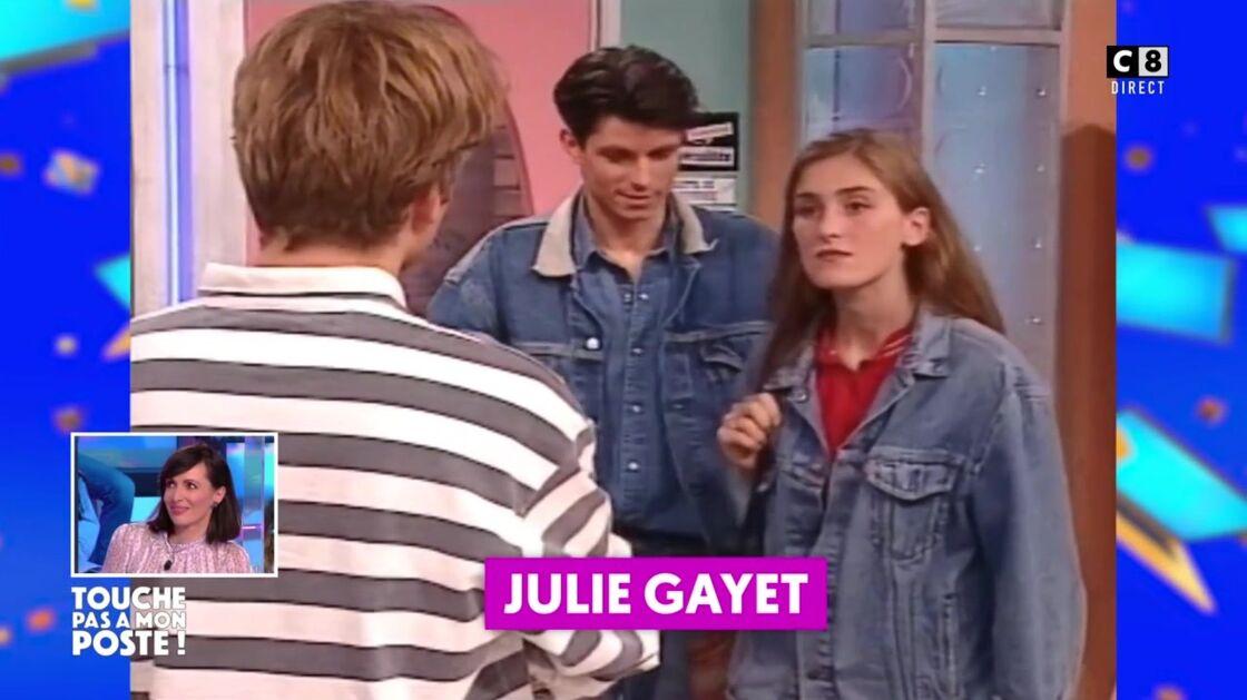 Julie Gayet dans Premiers baisers
