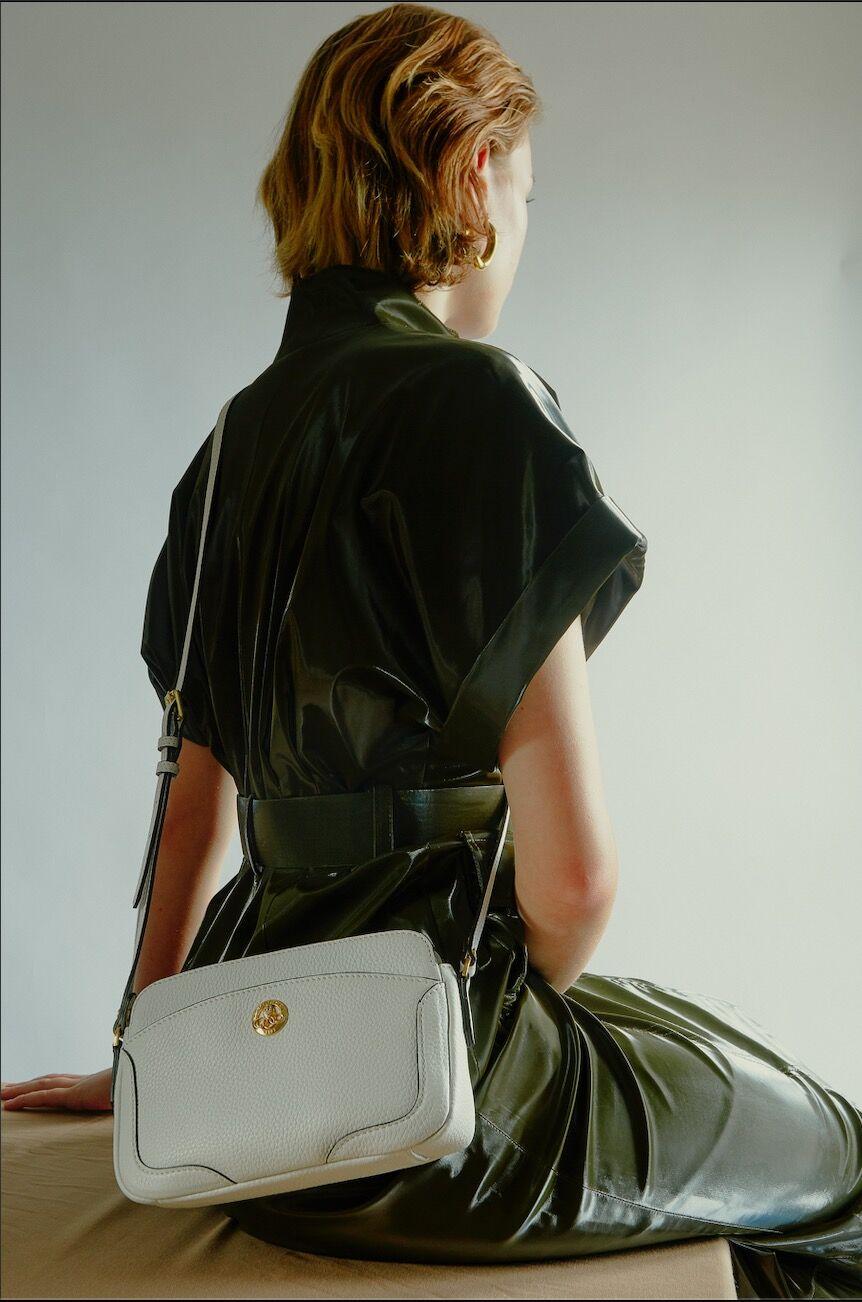 Sac Image trotteur cuir, 160€, Maison Pourchet