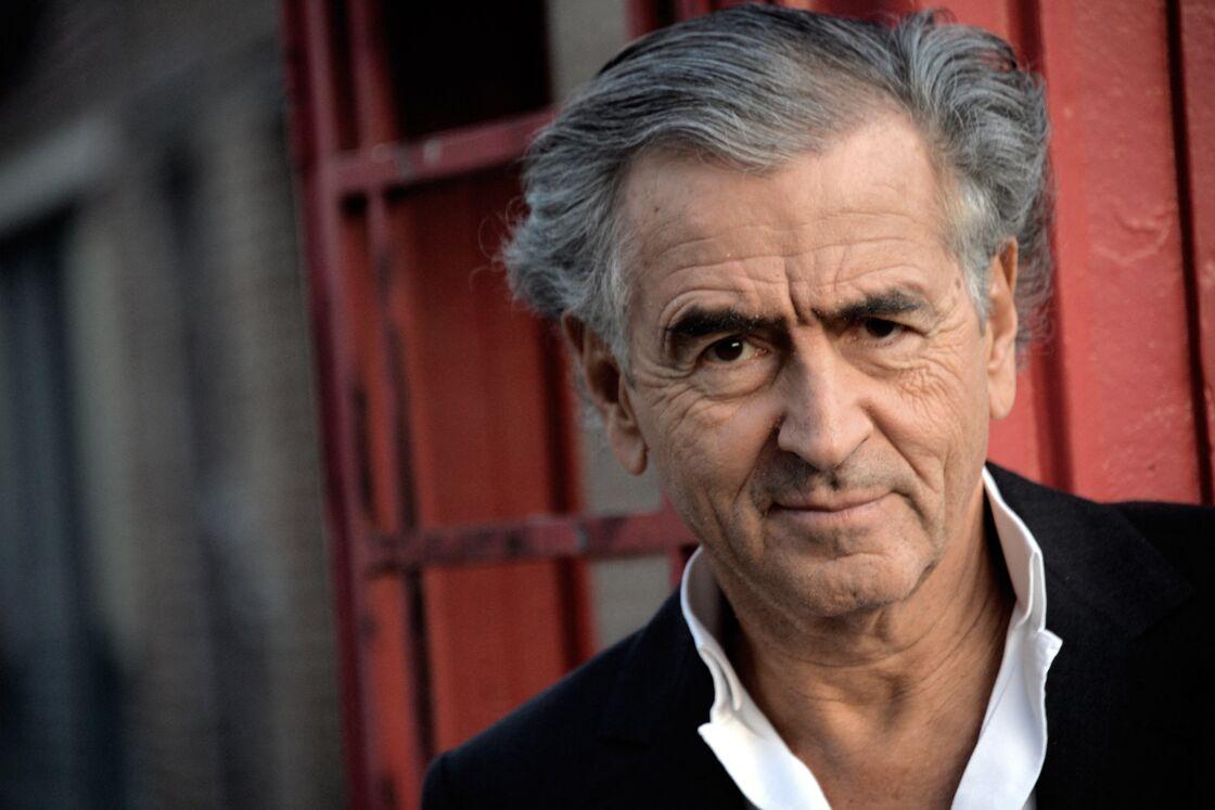 Bernard-Henri Lévy ( président du Jury) - Jury du 7ème festival 2 Valenciennes Documentaires le 13 mars 2017.