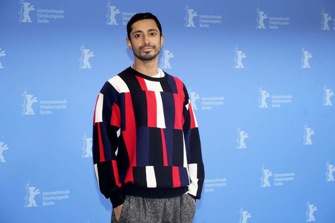 Riz Ahmed au photocall du film Mogul Mogli, lors du 70ème Festival international du film de Berlin, le 21 février 2020