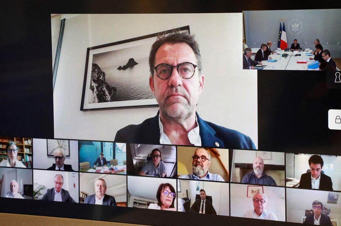 Michel Sarran a participé à des réunions avec l'Élysée, avec ses confrères restaurateurs, pour envisager l'avenir de la restauration pendant la pandémie.