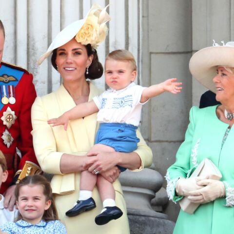 Prince Louis: le jour où le fils de Kate Middleton et William a fait craquer l'Angleterre