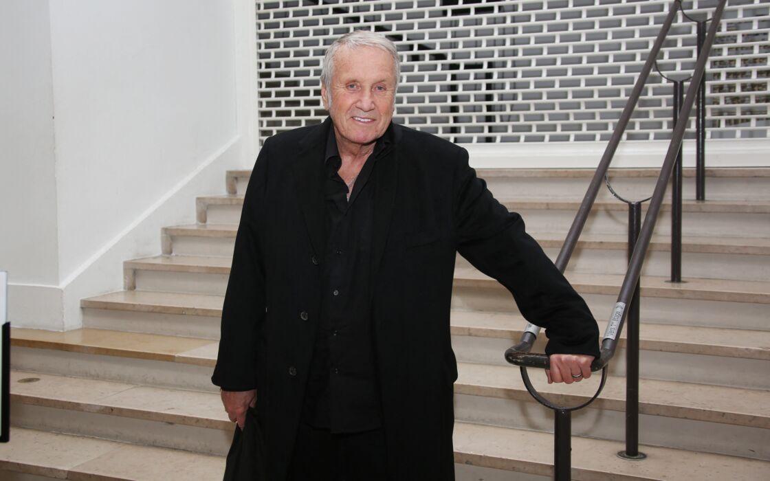 Yves Rénier le 25 janvier 2018 à Paris