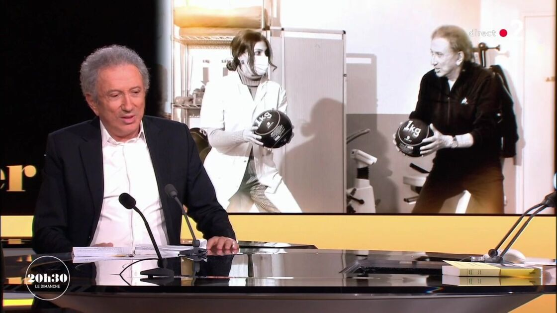 Michel Drucker a raconté les coulisses de son opération et sa convalescence sur le plateau de