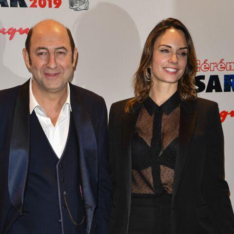 Julia Vignali: ce projet concocté pour son «cher et tendre» Kad Merad