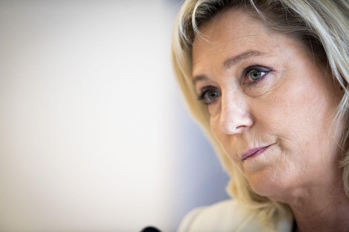Marine Le Pen lance