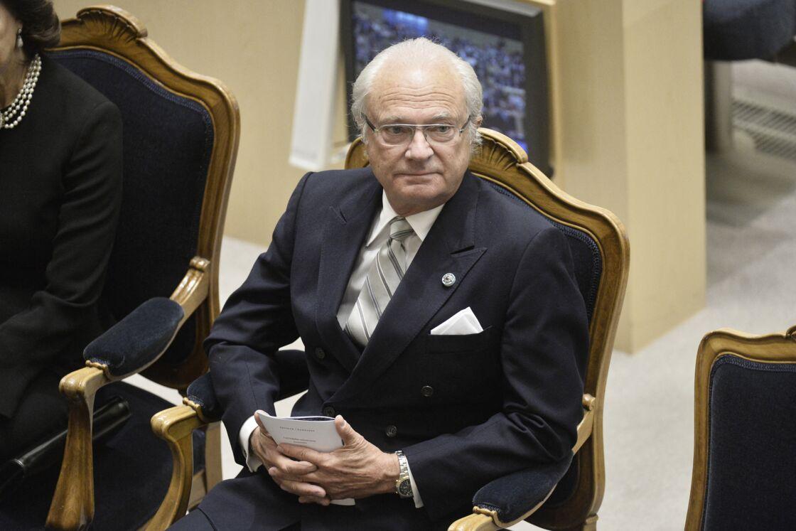 Le roi Carl XVI Gustaf, intime du prince Philip, s'inquiétait de son état de santé