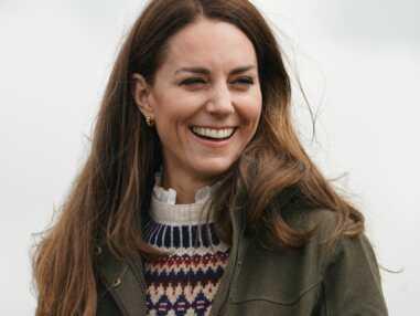 PHOTOS - Kate Middleton sur un tracteur : elle épate la galerie !