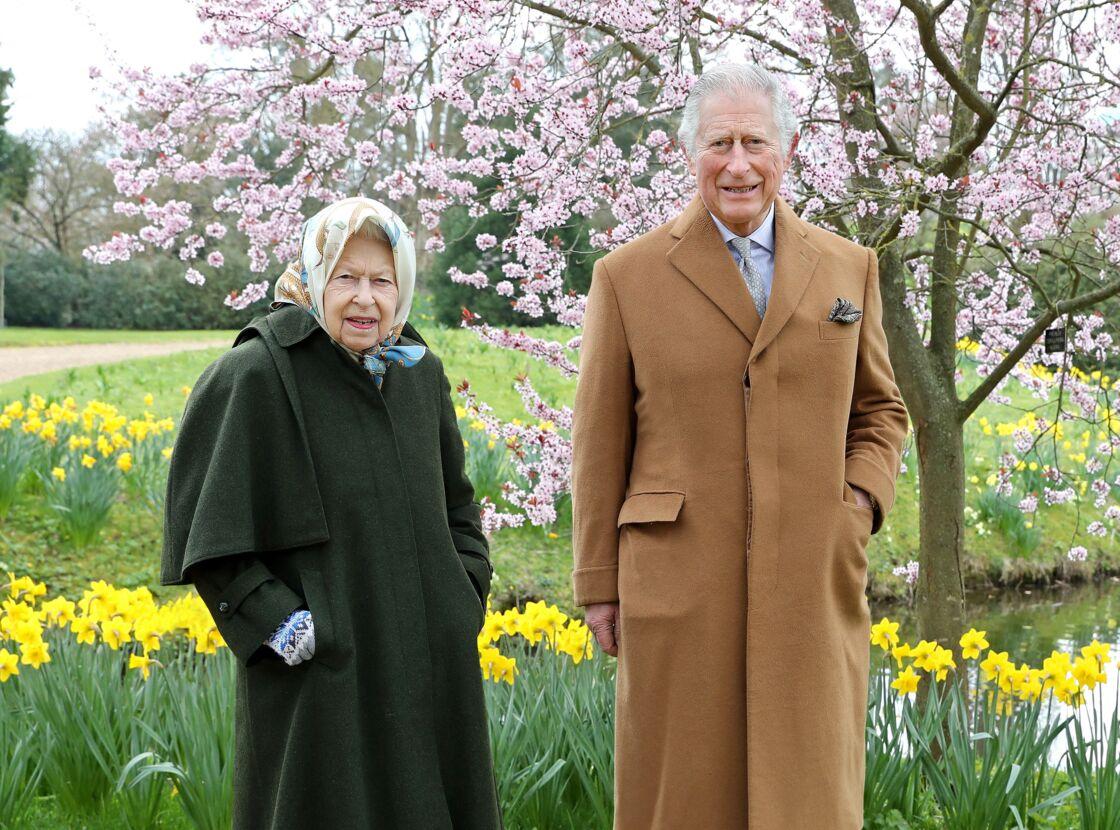 Le prince Charles, héritier de la couronne britannique