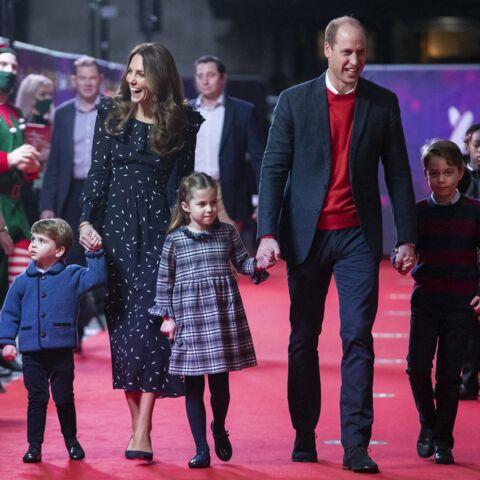 PHOTOS – Kate Middleton et William: leurs plus beaux clichés avec George, Charlotte et Louis