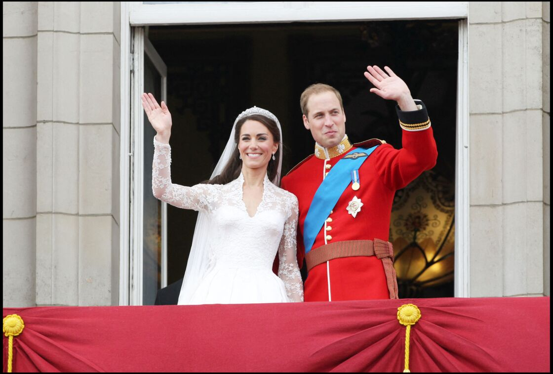 Souvenir du mariage de Kate Middleton et du prince William le 29 avril 2011