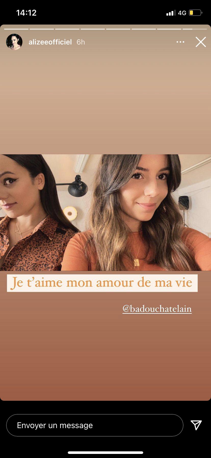 Alizée a posté plusieurs story pour souhaiter l'anniversaire de sa fille Annily, qui a 16 ans, ce 28 avril 2021