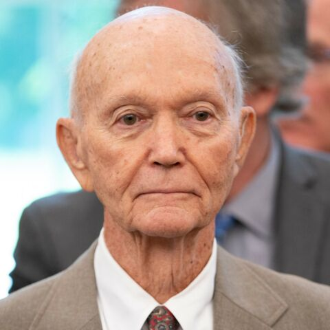 Mort de Michael Collins, l'astronaute qui n'a pas marché sur la Lune