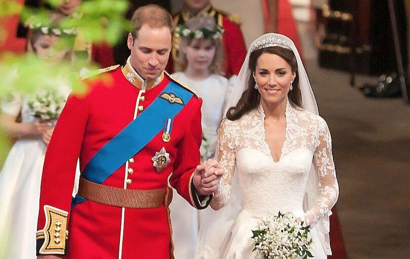 Pour son grand jour avec William, Kate Middleton n'a rien laissé au hasard