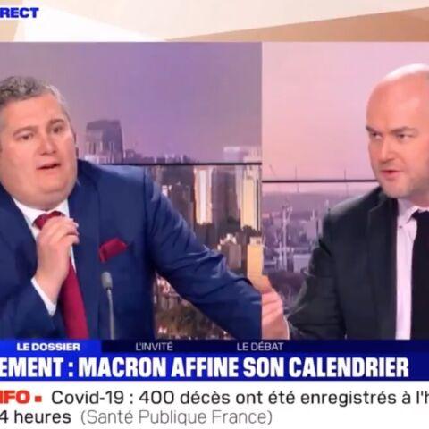 «On va se calmer un peu!»: les esprits s'échauffent sur BFMTV