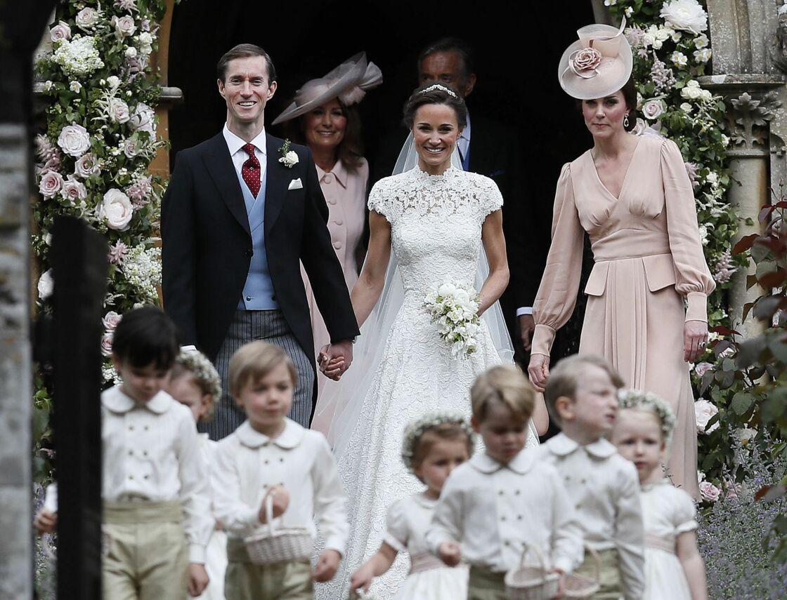 Mariage de Pippa Middleton et de James Matthews