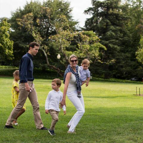 Ivanka Trump, maman avant tout: ses enfants sont sa priorité