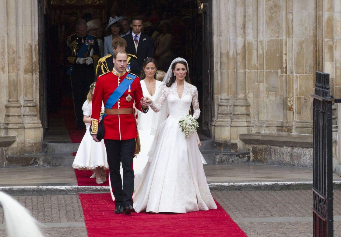 Le mariage de Kate Middleton et le prince William reste gravé dans tous les esprits