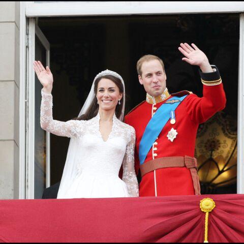 Kate Middleton: les 5 secrets de sa robe de mariée