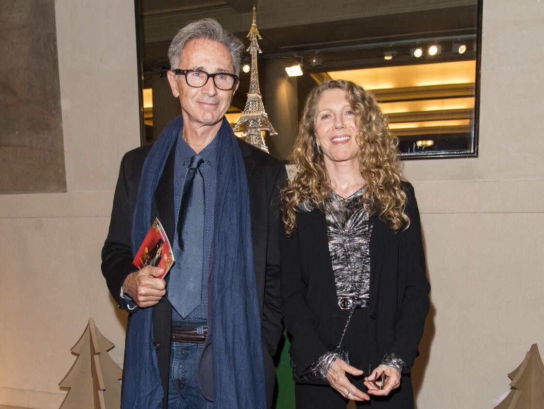Thierry Lhermitte et sa femme Hélène lors de la 22ème édition des