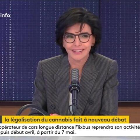 «Il est très peiné!»: Rachida Dati taquine un journaliste