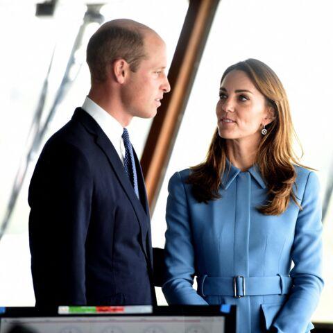 PHOTOS – Kate Middleton et William, Melania et Donald Trump… Ces couples qui se sont séparés pour mieux se retrouver