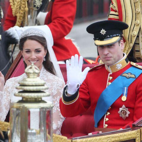Prince William: ces mots touchants à Kate Middleton lors de leur mariage