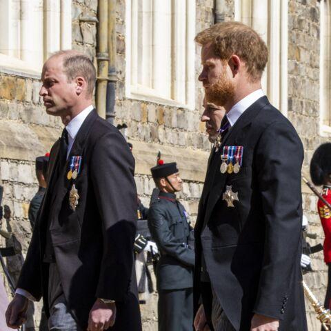 Obsèques du prince Philip: pourquoi William et Harry sont partis après la cérémonie
