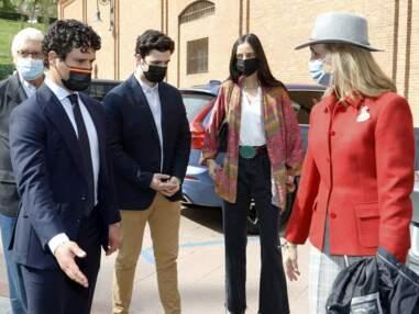 PHOTOS - Victoria de Marichalar : la cousine de Leonor d'Espagne s'octroie une sortie stylée
