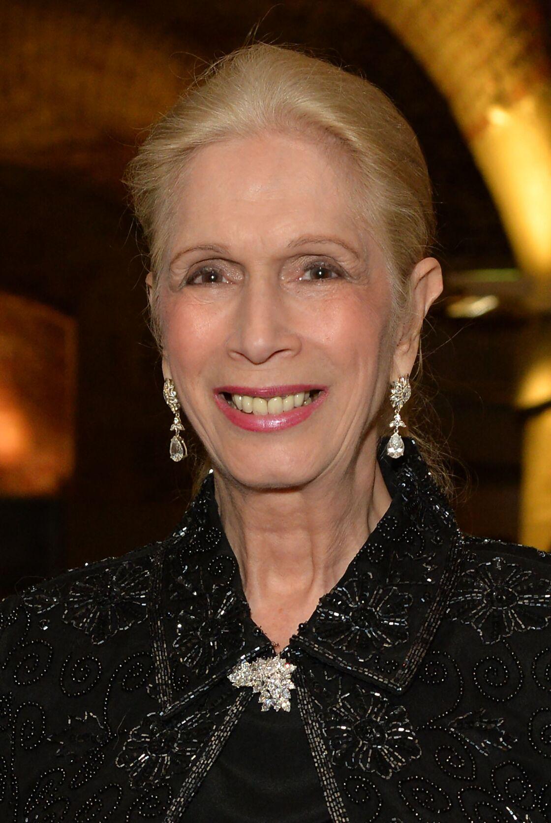 Lady Colin Campbell en 2016.