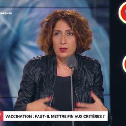 Isabelle Saporta s'emporte contre Emmanuel Macron et pointe la «tartuferie» sur la vaccination