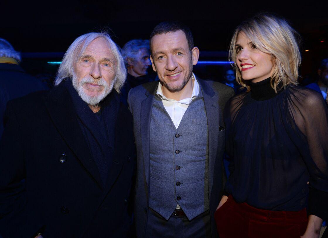 Pierre Richard, Dany Boon et Laurence Arné - After-party du film