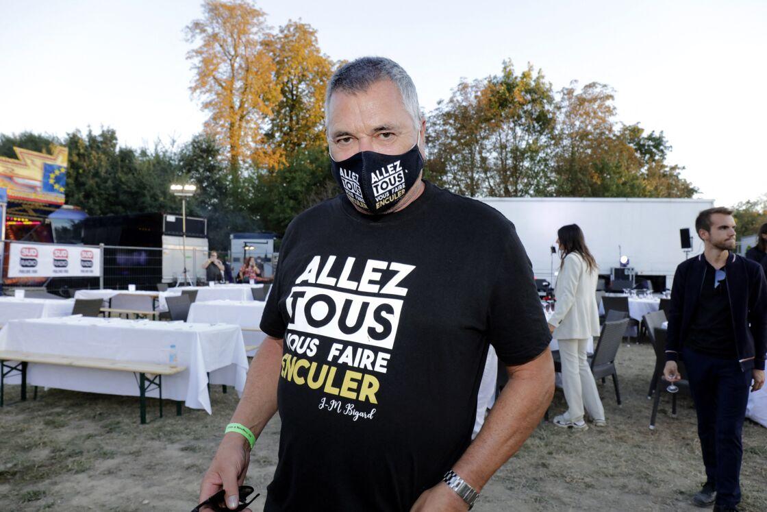 Jean-Marie Bigard en septembre 2020.