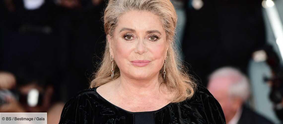 Catherine Deneuve : qui est sa mère Renée Simonot? - Gala