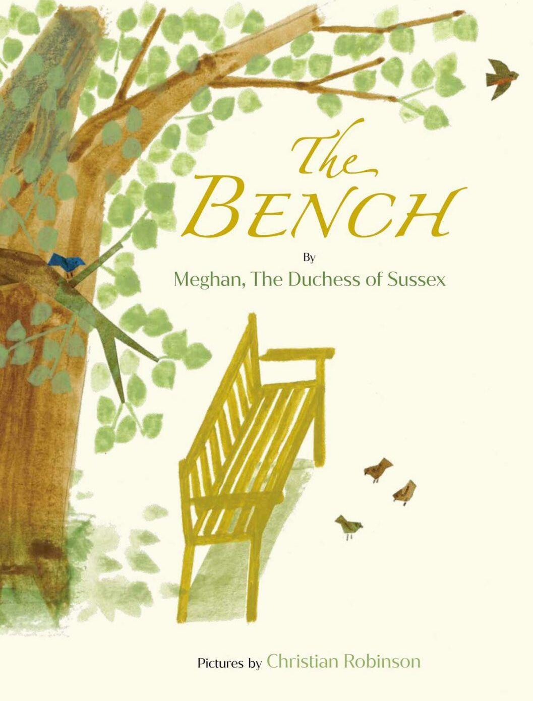 The Bench, premier livre pour enfants signé par Meghan Markle. Sortie prévue le 8 juin 2021