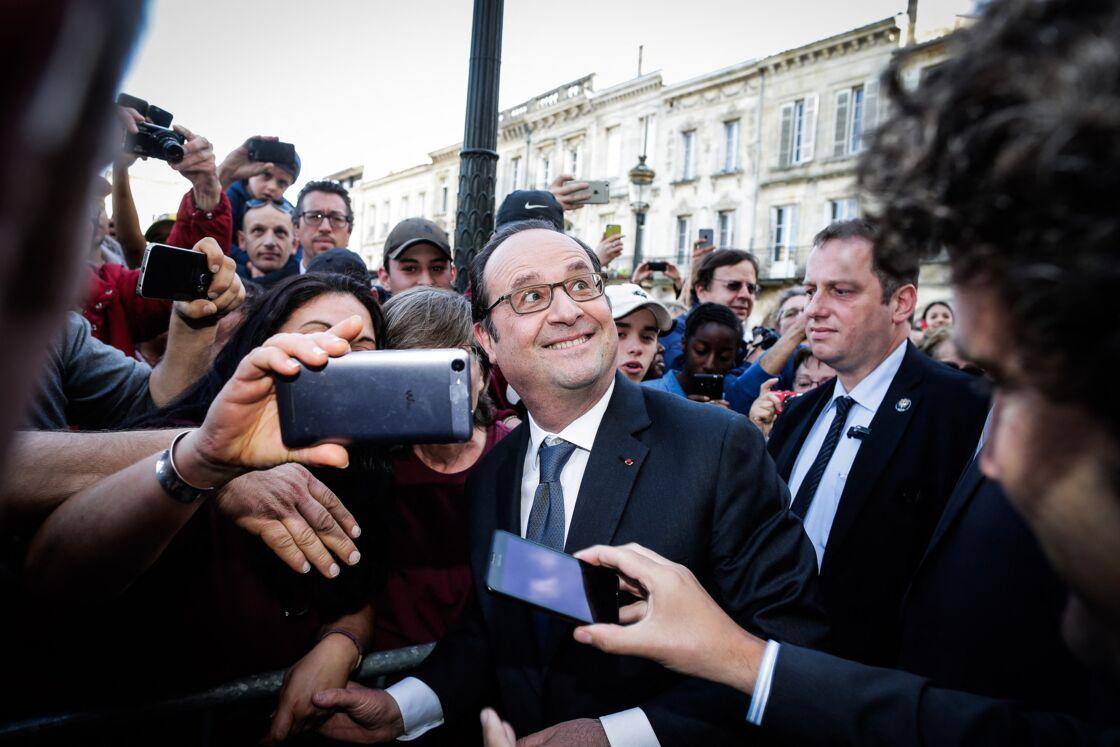 François Hollande en 2017