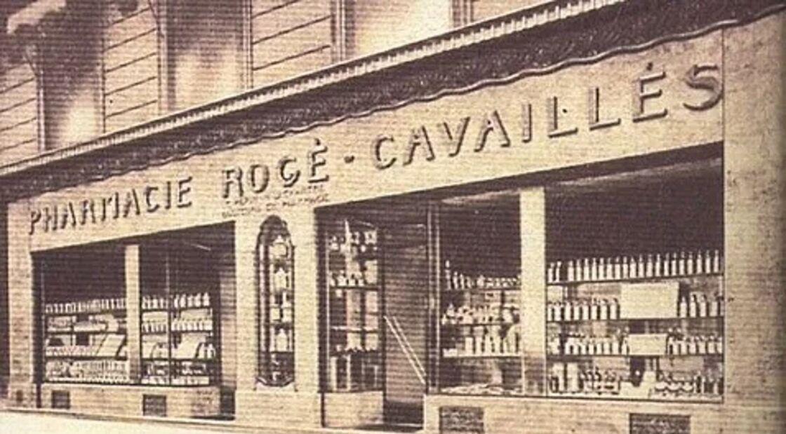 L'officine Rogé Cavaillès