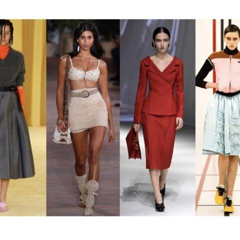 PHOTOS – Comment porter la jupe tendance 2021 selon sa morphologie