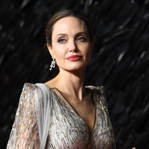 Angelina Jolie moquée par ses 6 enfants pour son hypersensibilité: elle assume