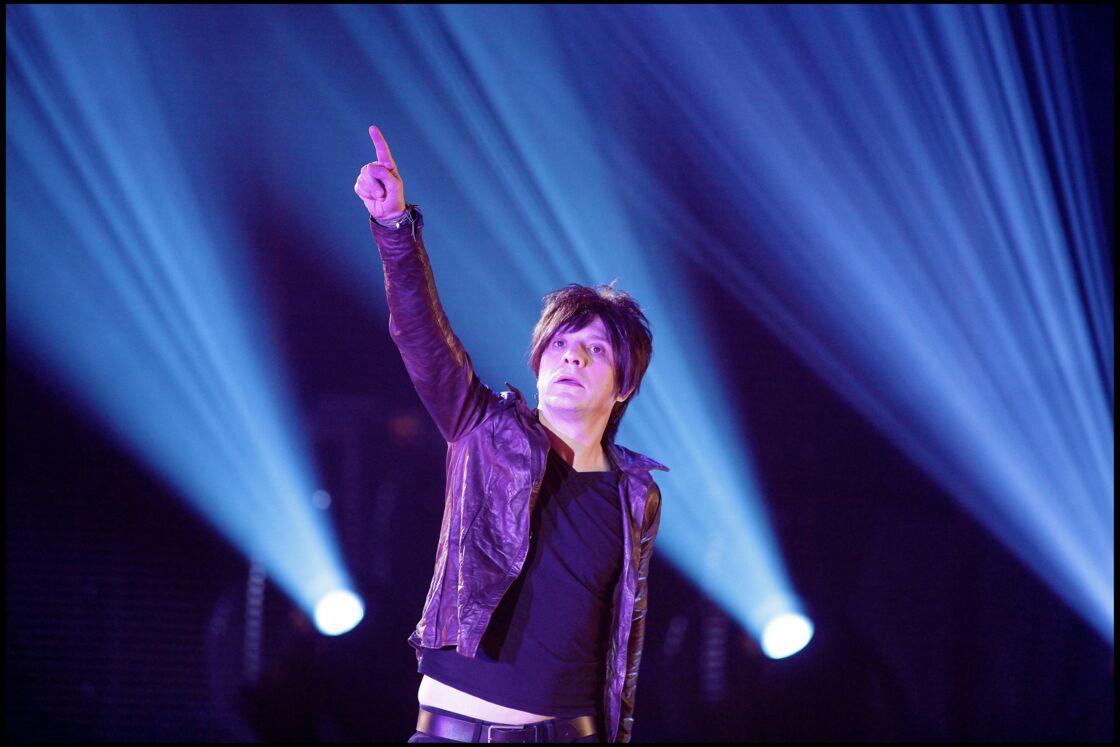 Indochine aux Victoires de la musique en 2011