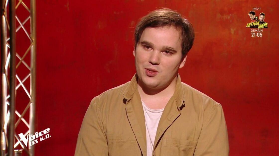 Jim Bauer dans The Voice