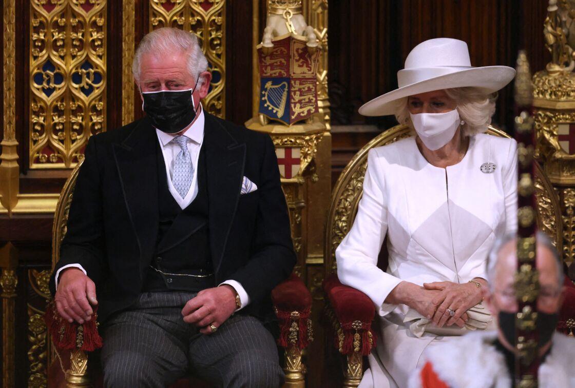 Le prince Charles et Camilla Parker-Bowles ont assisté à l'évènement