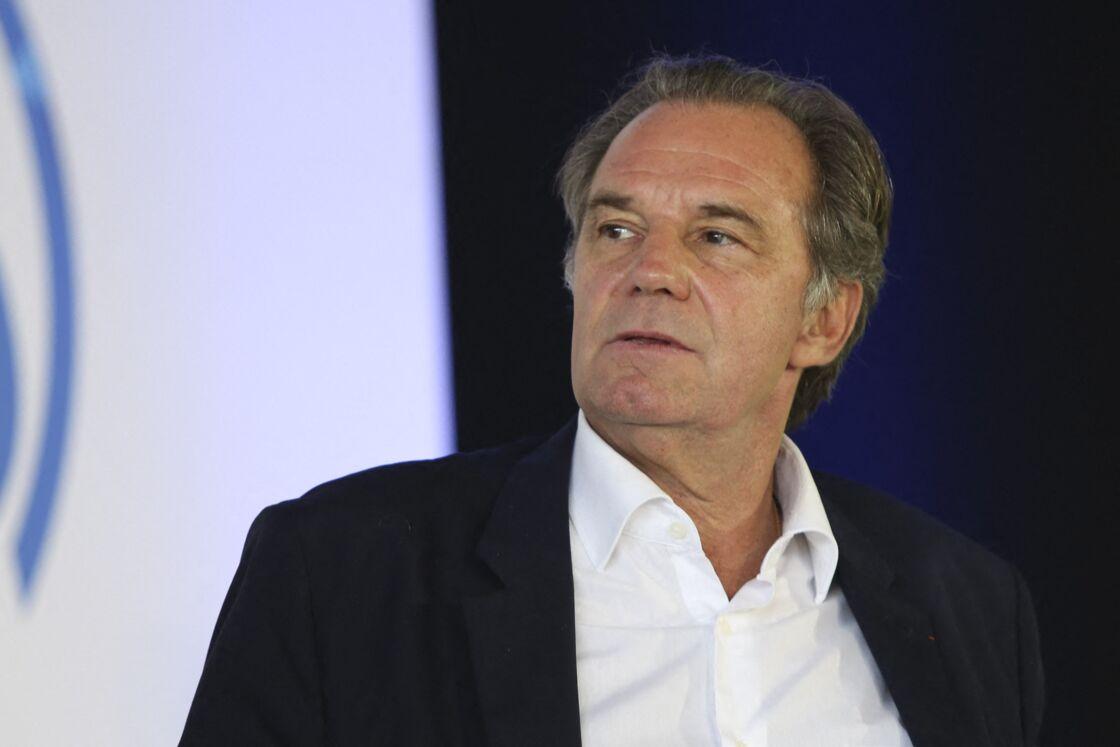 Renaud Muselier, président de la region Sud Provence-Alpes-Cote d Azur