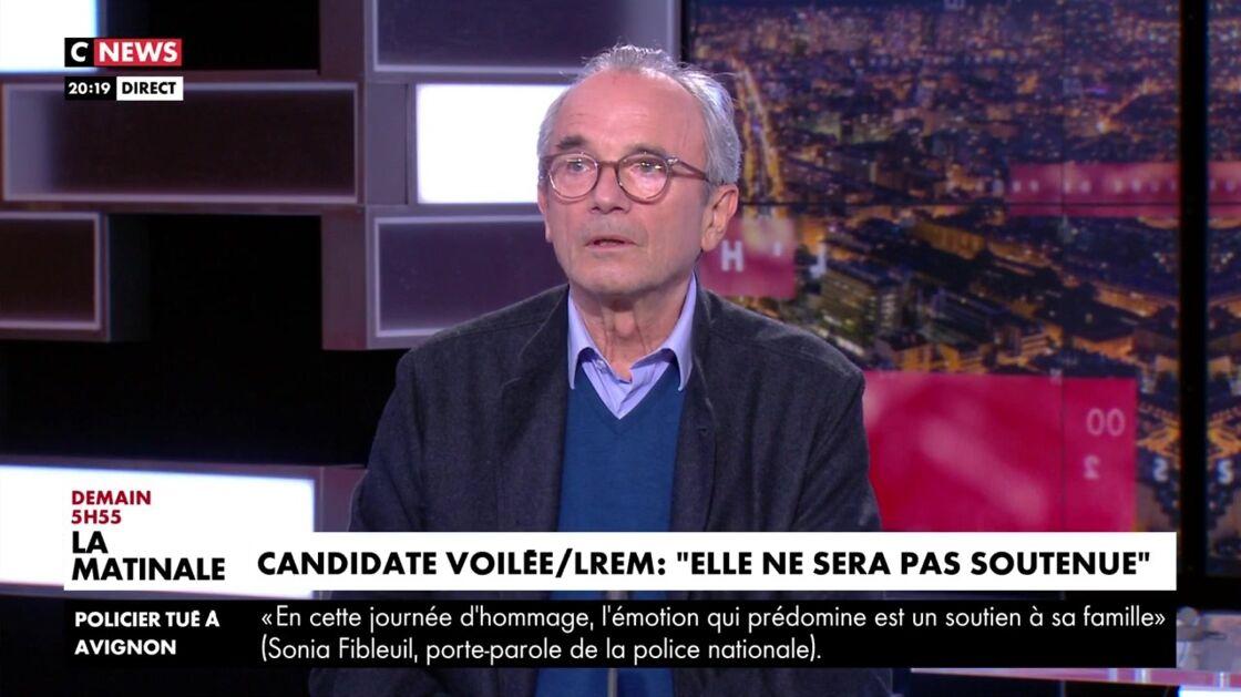 Ivan Rioufol dans L' Heure des Pros, ce mardi 11 mai, sur CNews