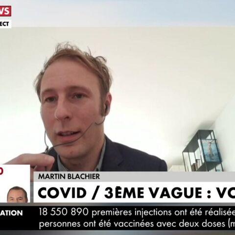 VIDEO – Martin Blachier catégorique: «Le confinement n'était pas la solution»