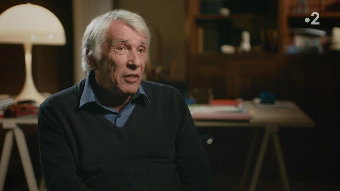 Gilbert Mitterrand, fils de Danielle et François Mitterand, dans le documentaire 10 mai 81, changer la vie ?, sur France 2 le 11 mai 2021