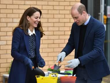 PHOTOS - Kate Middleton s'éclate avec William lors d'une visite à Wolverhampton