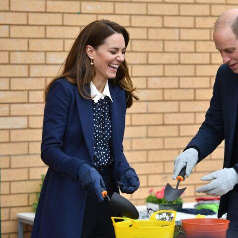 PHOTOS – Kate Middleton hilare: sa sortie complice avec William